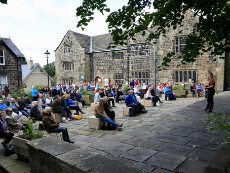 Ilkley Arts organisations launch 'Summer in the Courtyard'