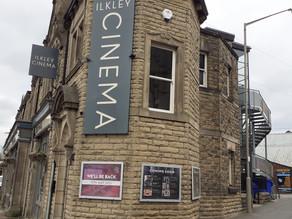 Culture grants awarded to Ilkley Literature Festival and Ilkley Cinema