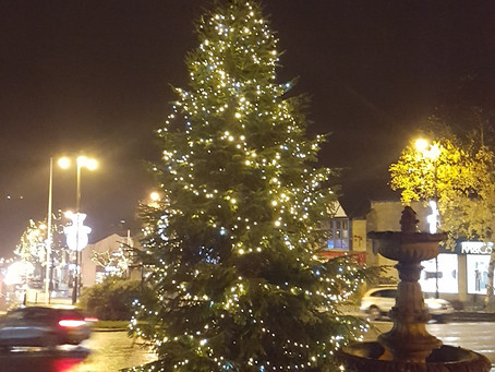 Share your Christmas sparkle and Illuminate Ilkley