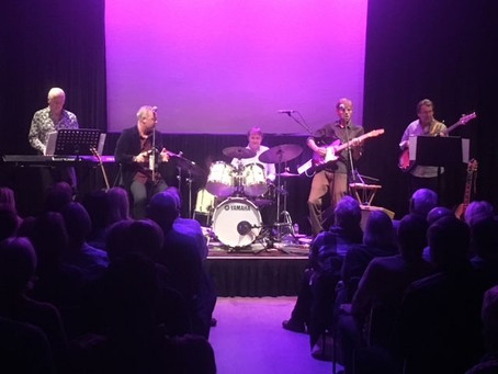 Live music returns to Ilkley Playhouse this weekend