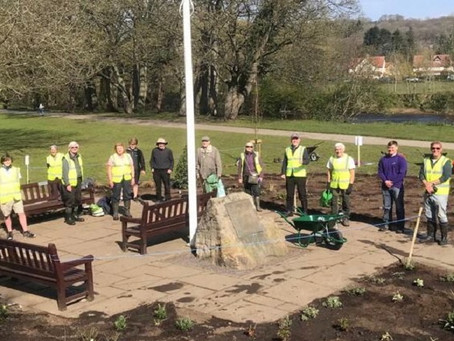 The community comes together to support Ilkley Riverside project