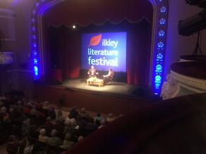 Ilkley Literature Festival celebrates cash award