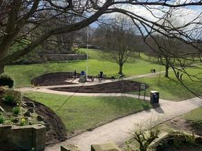A memorial makeover for Ilkley's Riverside Gardens