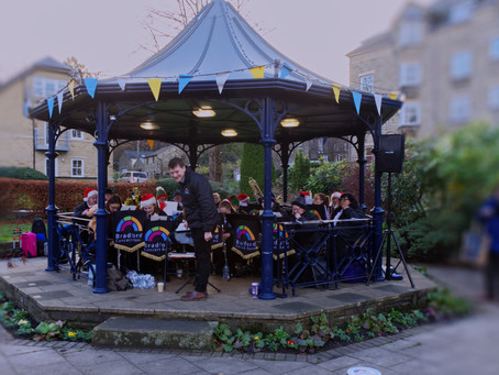 Live music will return to Ilkley bandstand in July