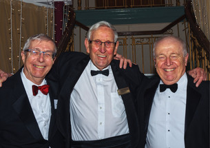 Rotary Stewards – Arnie Read, Chris Dods