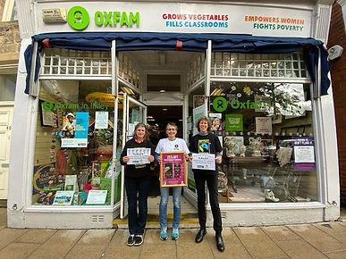 Ilkley Fairtrade Group & Ilkley Oxfam -c