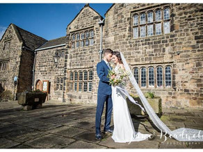 Ilkley Manor House now licensed for weddings and celebratory events