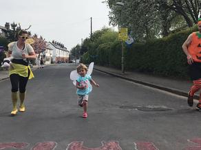 St John's Road households to run marathon for unpaid carers