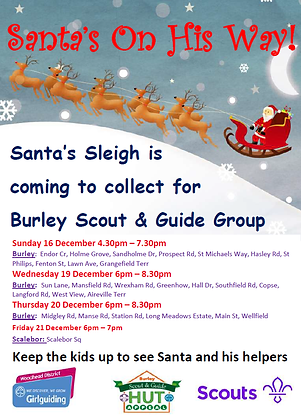 Santa Burley