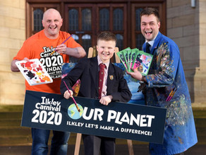 Get involved! Local children to be inspired by Carnival Creative Competition!