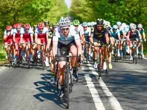 Tour de Yorkshire roadshow in Ilkley