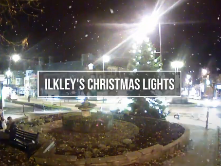 Watch the virtual Ilkley Christmas Lights Switch-on 2020