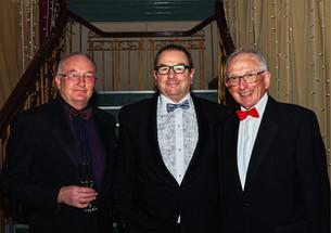 Ball Organisers – Stuart Quarmby, Chris