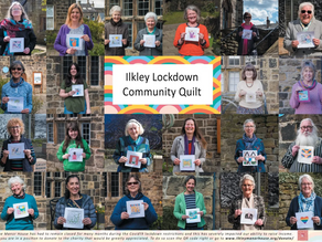 Ilkley Lockdown Quilt project was important to the community