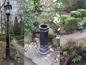 Vandals cause nearly £2,000 damage in Ilkley's Mill Ghyll