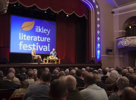 Ilkley Literature Festival announces autumn 2020 plans