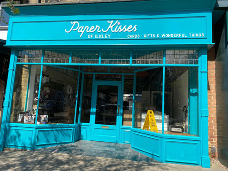 Paper Kisses to open in Ilkley