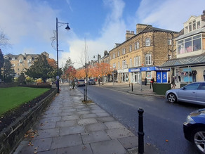 #Shoplocal urges Ilkley BID during lockdown and Christmas buildup