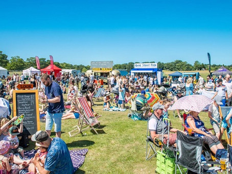 Festival to offer a feast of food, drink and entertainment