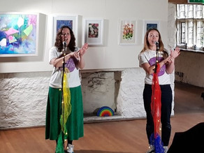 Made with Music launch songs from Ilkley Manor House for LS29 Group