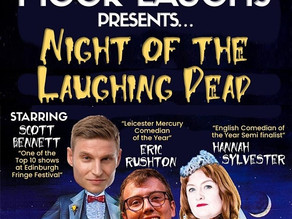 Comedy returns to Ilkley this month