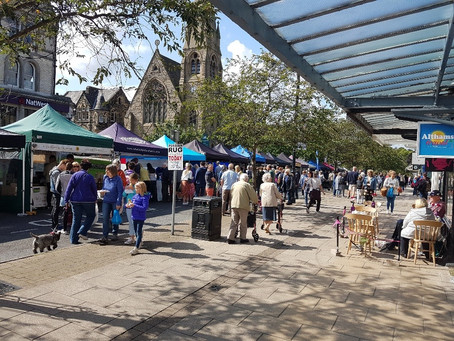 Real Food Ilkley: Stallholders confirmed for Sunday