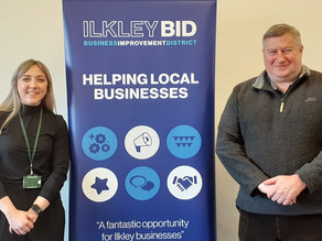New Ilkley BID manager appointed