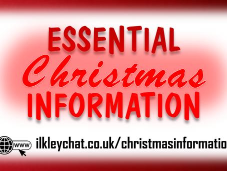 Essential Christmas Information