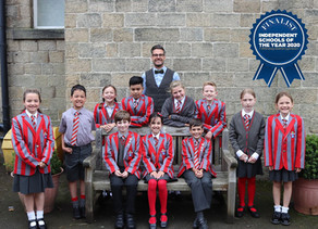 Local school in awards final