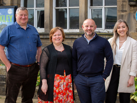 Ilkley BID welcomes new manager and chairman