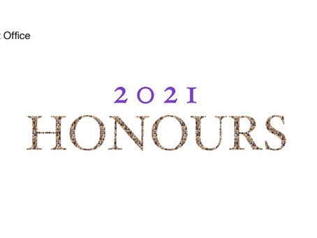 Local people feature in New Year Honours list