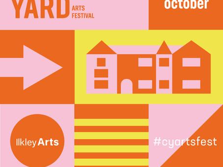 Online Castle Yard Arts Festival this weekend