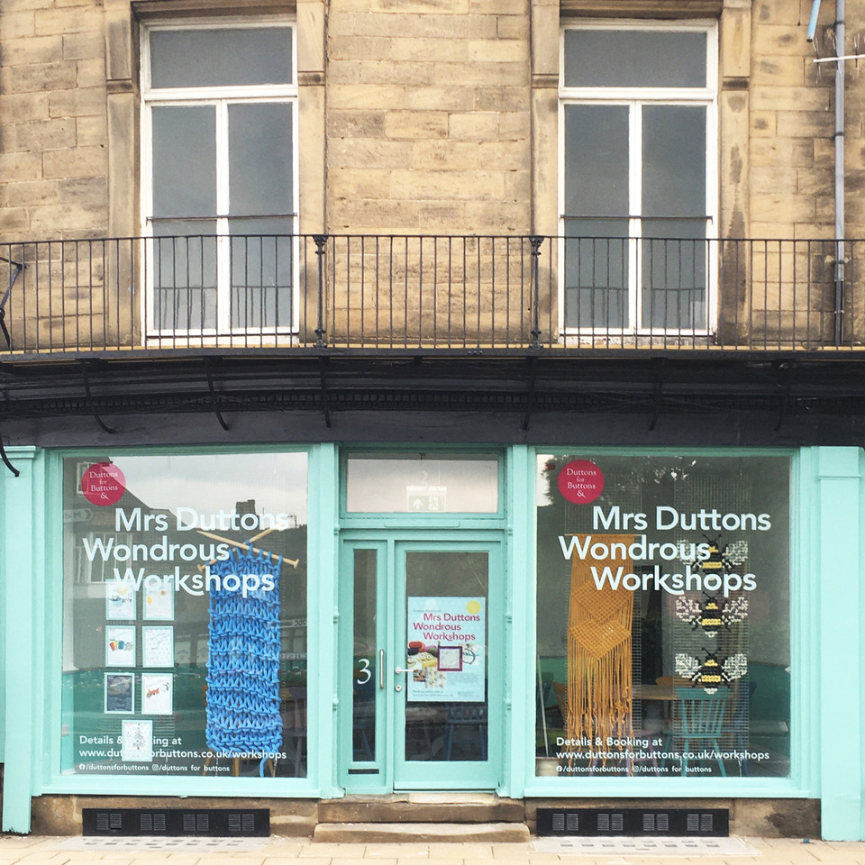Mrs Duttons Wondrous Workshops on Church Street