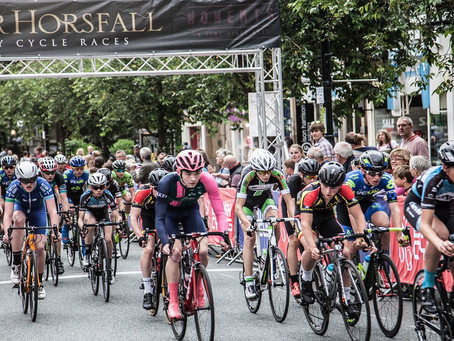 Annual cycle races return to Ilkley
