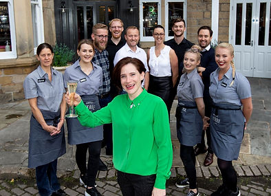 Bistrot Pierre_Ilkley staff with general