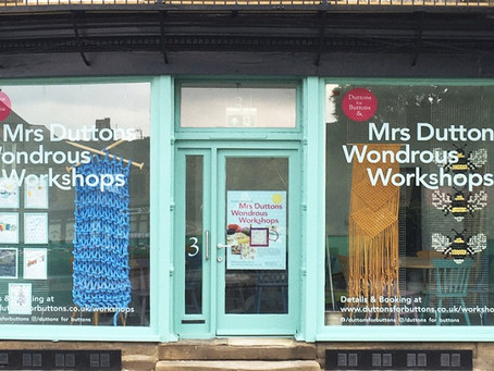 New crafting destination to open in Ilkley