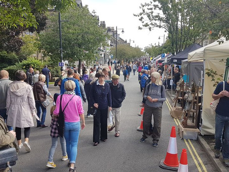 Sunday's Real Food Ilkley postponed due to weather forecast