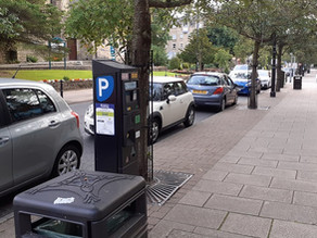 Free parking in Ilkley increased to an hour