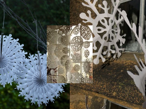 Help create a Winter Wonderland at Ilkley Manor House
