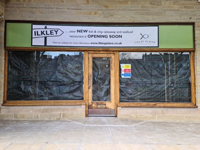 Name revealed for new Ilkley fish and chip restaurant