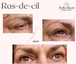 Maquillage permanent Ras-de-cil