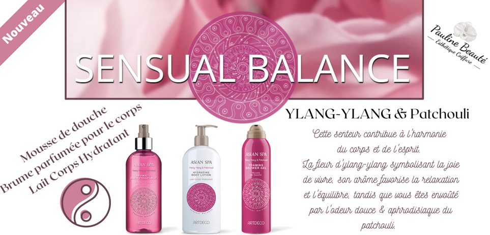 Nouvelle gamme : Sensual Balance