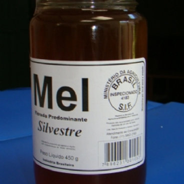 Mel Apacame Silvestre 450gr