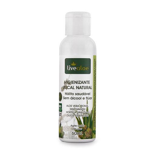 Higienizante Bucal Natural LiveAloe