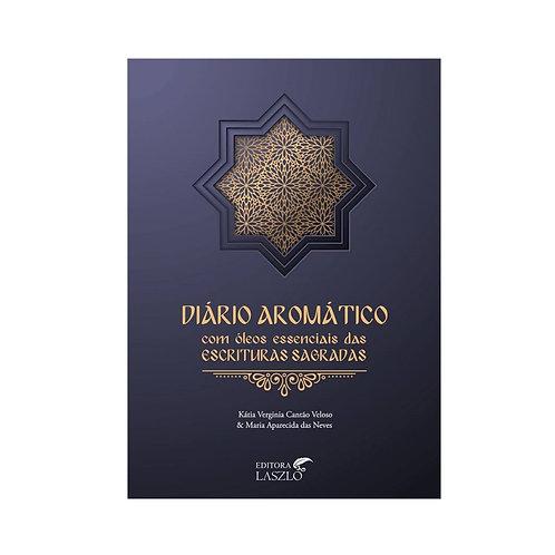 Livro Diário Aromático com Óleos Essenciais das Escrituras Sagradas