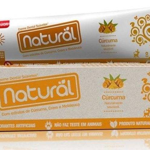 Creme Natural Orgânico Natural Cúrcuma