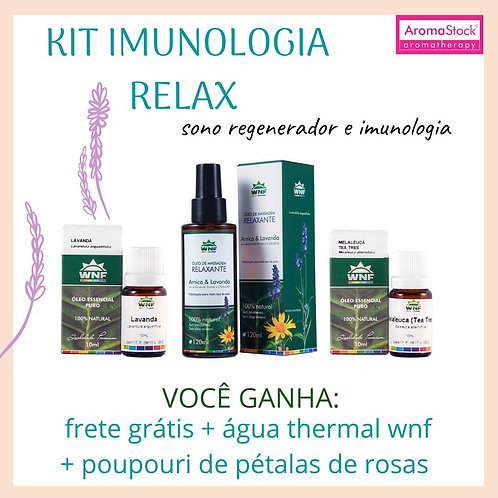 Kit Imunologia Relax