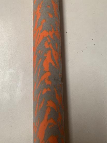 Big Bore Orange/Grey Camo