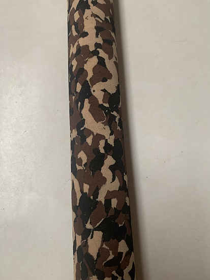 Big Bore Wooden Camo Grip