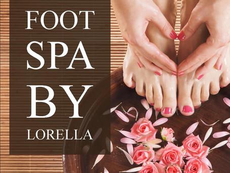 FOOT SPA by LORELLA